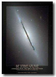 poster spindel galaxy