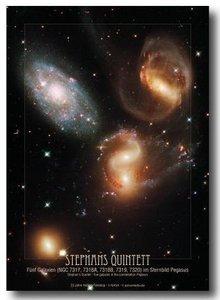 poster Stephan's Quintet